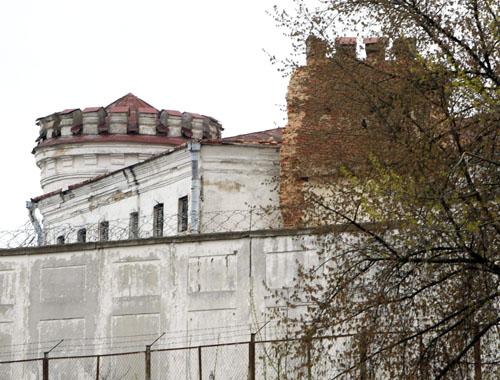 Пищаловский замок - здание