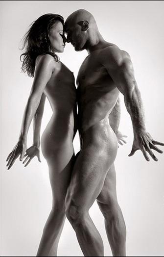 L'homme et la femme (мужчина и женщина)