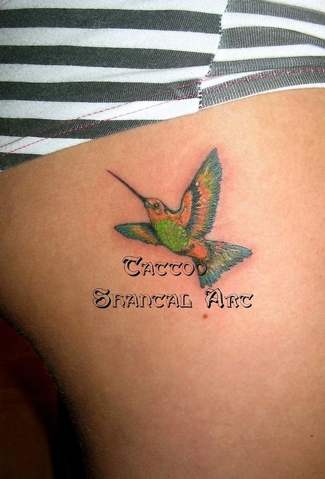 Gudu Ngiseng Blog Kolibri Tattoo