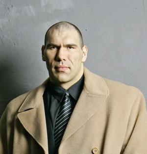 Валуев хочет драться с Кличко
