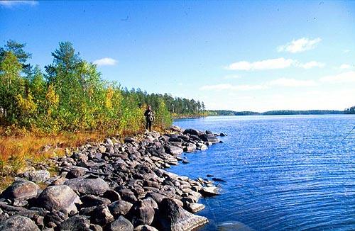 Озеро Тулос