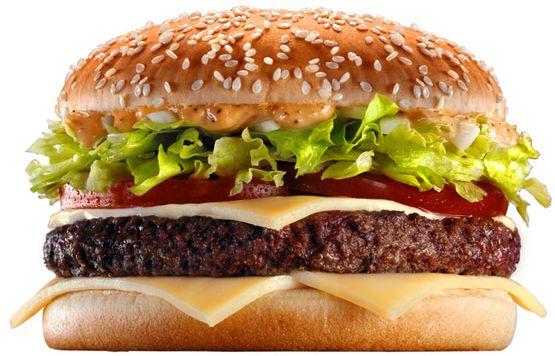 Еще одно доказательство вреда от пищи из заведений быстрого питания