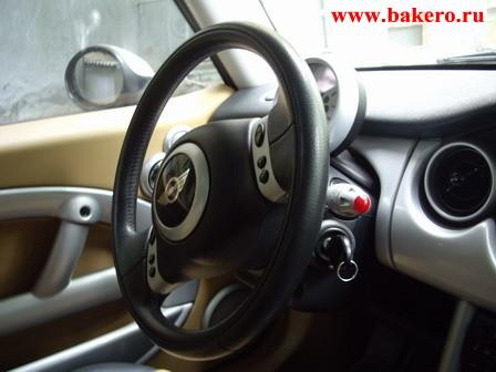 Mini Cooper Мини Купер Рулевое управление