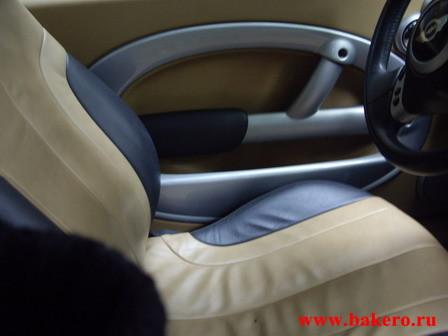 Mini Cooper Мини Купер Сиденье водителя