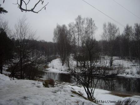 Клязьма зима 2007-2008