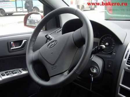 Hyundai Getz Хендай Гетц рулевая колонка