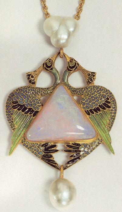 Rene Jules Lalique (1860-1945) Украшения. 27487