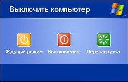 ждущий режим и спящий режим windows xp lilumi