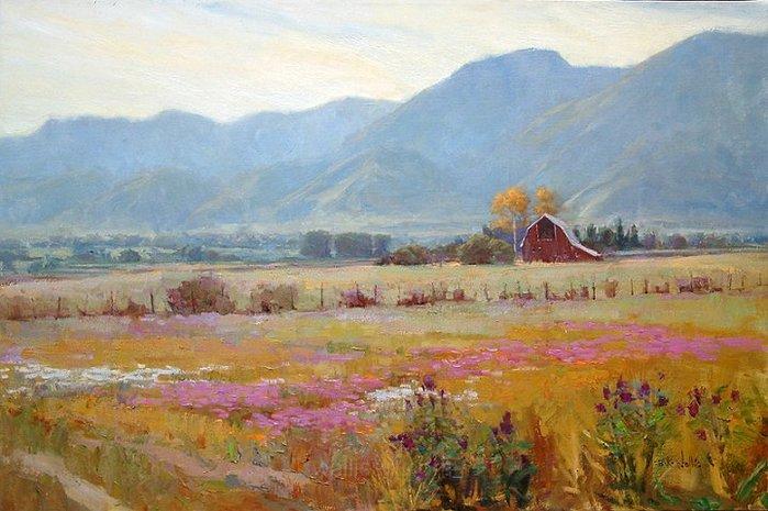 Дачные пейзажи ericwallis