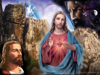 Иисус Христос вечен!  Христианские картинки.