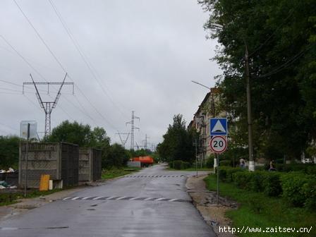 Поселок Львоский Подольского района: лежачие полицейские
