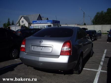 Nissan Primera Ниссан Примера