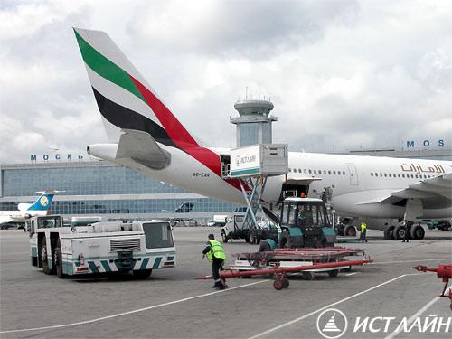 Международный аэропорт Домодедово является лидером по объему пассажирских перевозок на территории России.