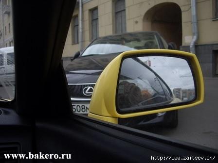 Hyundai Coupe Хендай Купе Зеркало заднего вида