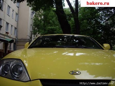 Hyundai Coupe Хендай Купе