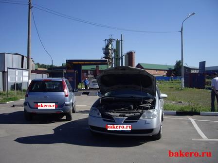Nissan Primera техосмотр