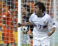 Сборная России победила голландцев со счетом 3:1!