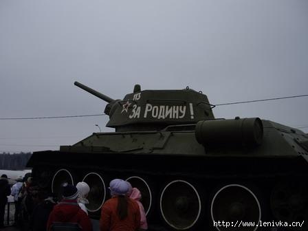 Танк Т-34 -лучший танк Второй Мировой войны