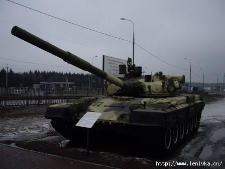 Советский танк