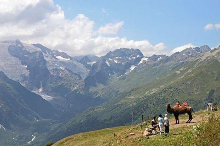 Домбай и Теберда - лучше гор могут быть только горы