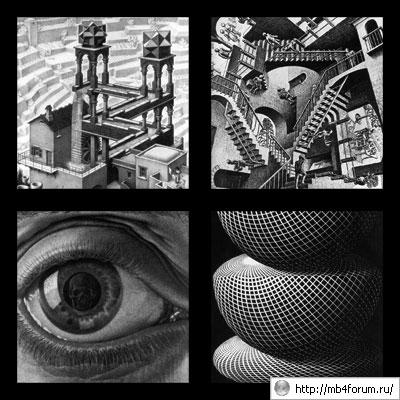 Maurits Cornelis Escher mb4Escher01.zip