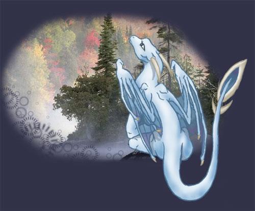 Как нарисовать дракона как рисовали