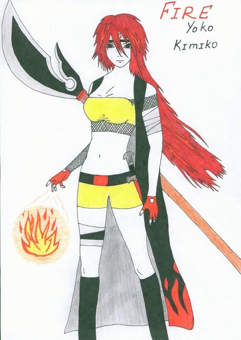 Fire - Yoko Kimiko (496x699, 77Kb)