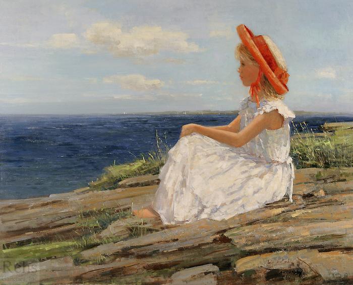 живопись моря:
