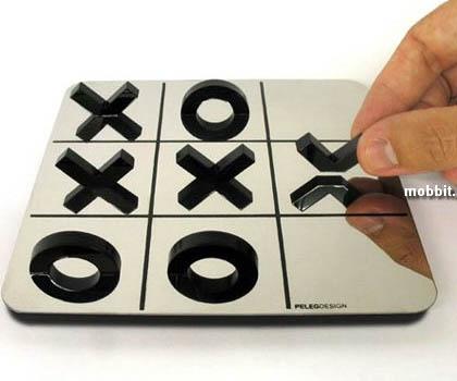 зеркальные крестики нолики отличная игра для детей и взрослых