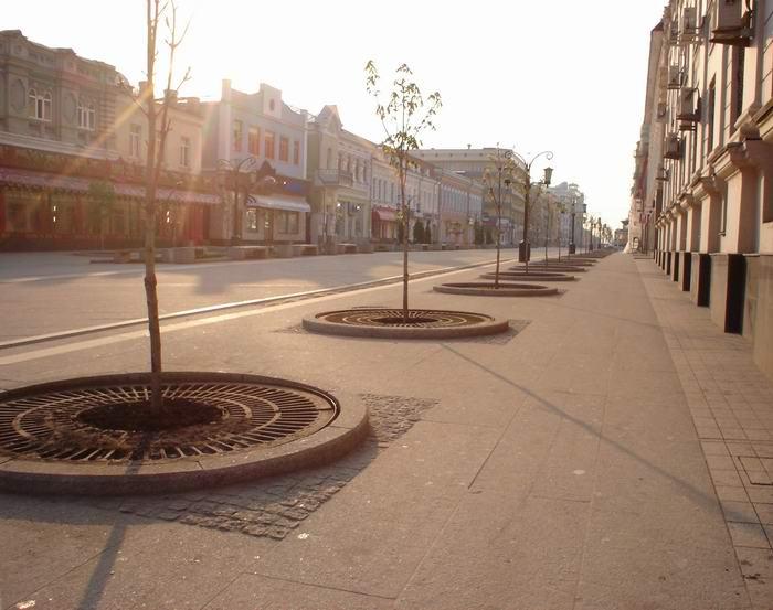До конца нынешнего лета каждую пятницу в Самаре, на улице