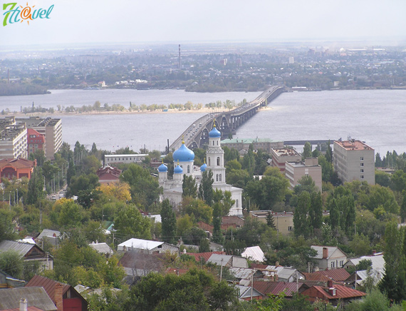 Красота российской природы самое