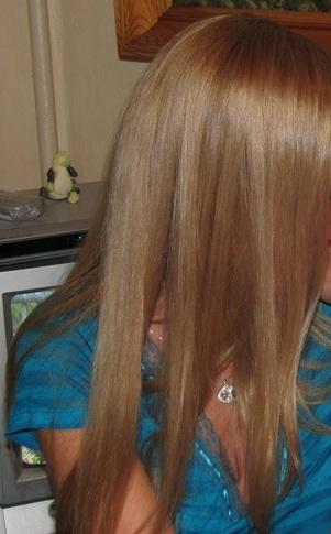 Спрей уход для волос ослепительный блонд