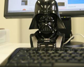 USB-хаб - голова Дарта Вейдера