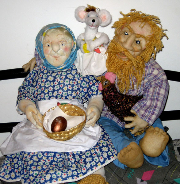 Кукла на любовь своими руками фото