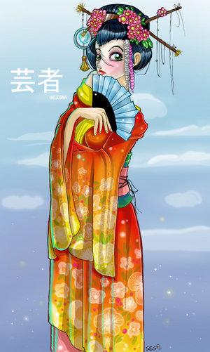__Geisha__Kogaru (300x501, 47Kb)