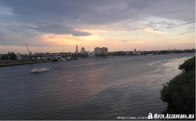 В Астраханской области