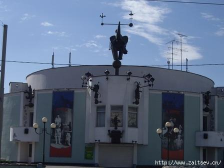 Театр зверей Дурова