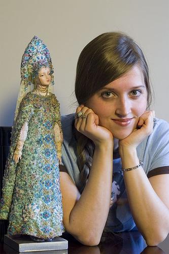 куклы из бисера - Это бисер!