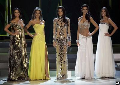 «Мисс Вселенная-2008»: американка опять упала, россиянка — в 29030096_1216152137_1216015188_0216_400x284