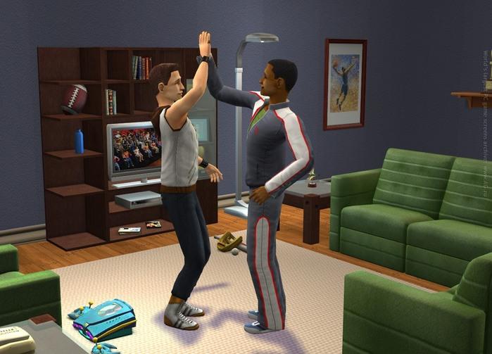 Новая online версия игры sims без цензуры! . Скачать симс 2 квартиры. .