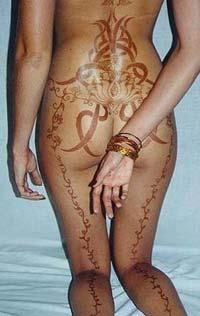 Фото телу хной - Украшение Вашего тела - пирсинг, татуаж хной!