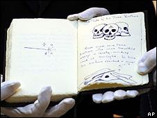 рукопись Сказок барда Бидля Джоан Роулинг продана за четыре миллиона долларов
