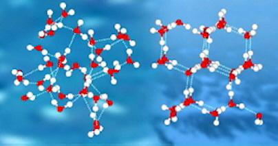 Вода очищается на молекулярном уровне