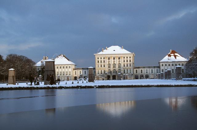 замок Нимфенбург Мюнхен (640x424, 65Kb)