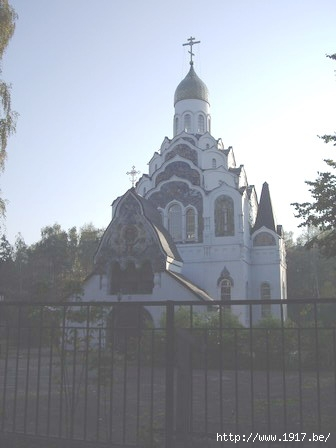 Клязьма : Спасская церковь