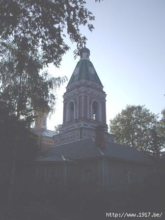 Церковь в Балашихе