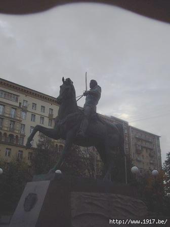 Памятник Багратиону