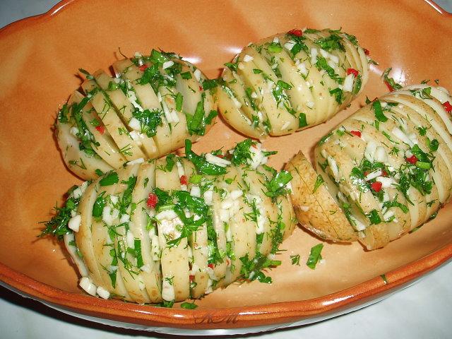 Гарниры из картофеля рецепты простые и вкусные