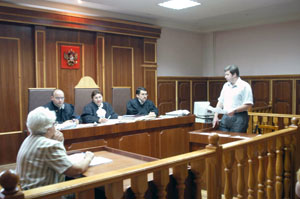 без исключения на любом этапе судебного процесса.  Мы беремся обеспечить вам представление интересов в арбитражном...