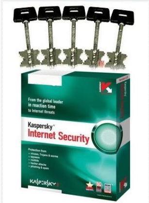 Свежие ключи для касперского KIS - 6 и KIS - 7.